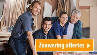 zonwering offerte Gent
